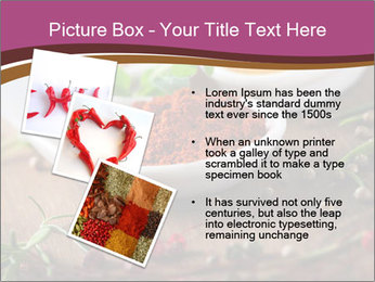 Spices PowerPoint Template - Slide 17