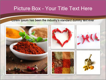 Spices PowerPoint Template - Slide 19