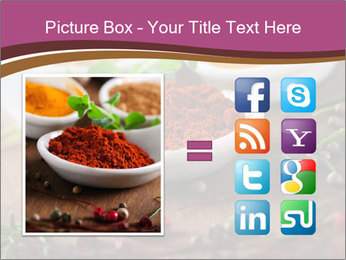 Spices PowerPoint Template - Slide 21