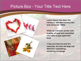 Spices PowerPoint Template - Slide 23