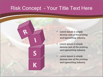 Spices PowerPoint Template - Slide 81