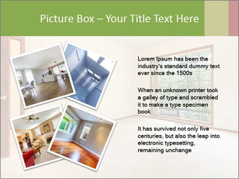 Empty white room PowerPoint Templates - Slide 23