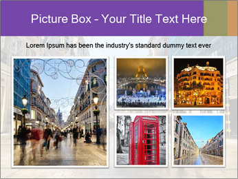 Spain PowerPoint Template - Slide 19