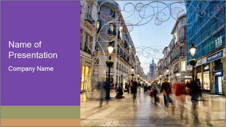 Spain PowerPoint Template