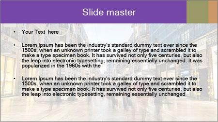 Spain PowerPoint Template - Slide 2