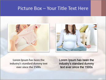 Beautiful young woman PowerPoint Template - Slide 18