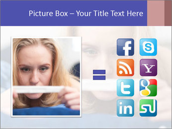 Beautiful young woman PowerPoint Templates - Slide 21