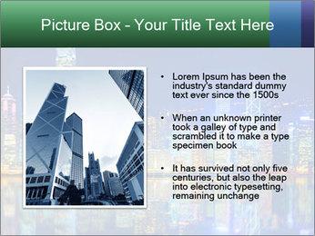 Hong Kong Island PowerPoint Templates - Slide 13
