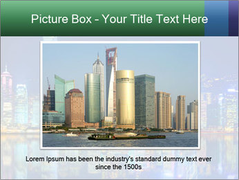 Hong Kong Island PowerPoint Templates - Slide 15
