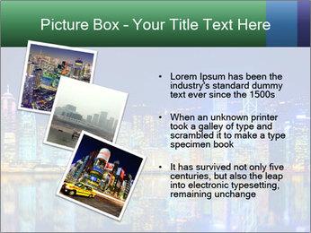 Hong Kong Island PowerPoint Templates - Slide 17