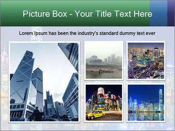 Hong Kong Island PowerPoint Templates - Slide 19