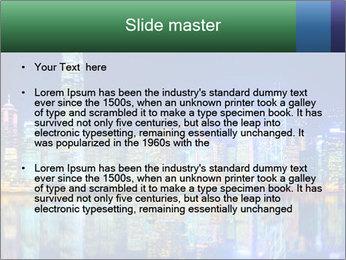 Hong Kong Island PowerPoint Templates - Slide 2