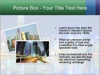 Hong Kong Island PowerPoint Templates - Slide 20