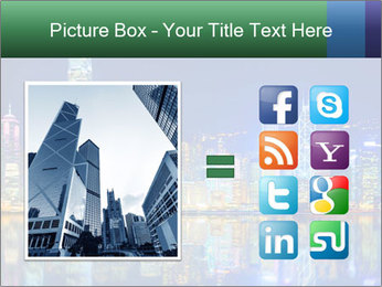Hong Kong Island PowerPoint Templates - Slide 21