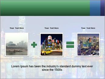 Hong Kong Island PowerPoint Templates - Slide 22