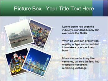 Hong Kong Island PowerPoint Templates - Slide 23