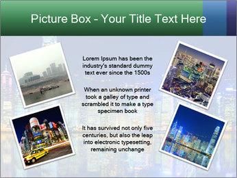 Hong Kong Island PowerPoint Templates - Slide 24