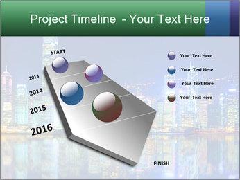 Hong Kong Island PowerPoint Templates - Slide 26