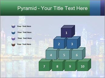 Hong Kong Island PowerPoint Templates - Slide 31
