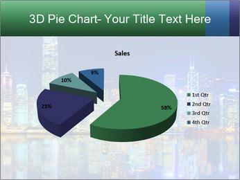 Hong Kong Island PowerPoint Templates - Slide 35