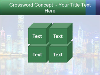 Hong Kong Island PowerPoint Templates - Slide 39