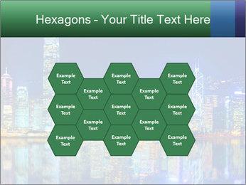Hong Kong Island PowerPoint Templates - Slide 44