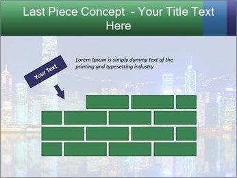 Hong Kong Island PowerPoint Templates - Slide 46