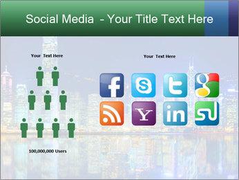 Hong Kong Island PowerPoint Templates - Slide 5
