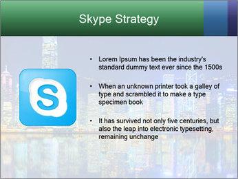 Hong Kong Island PowerPoint Templates - Slide 8