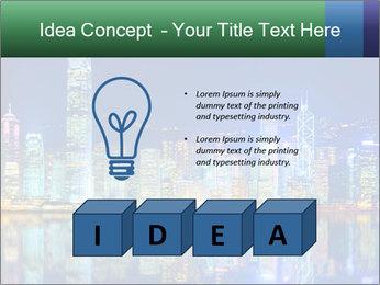 Hong Kong Island PowerPoint Templates - Slide 80