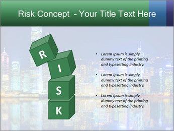 Hong Kong Island PowerPoint Templates - Slide 81