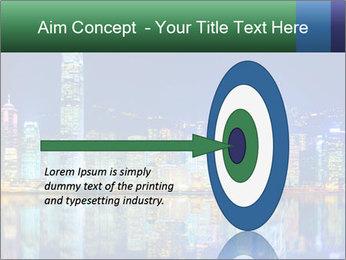 Hong Kong Island PowerPoint Templates - Slide 83