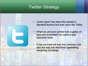 Hong Kong Island PowerPoint Templates - Slide 9