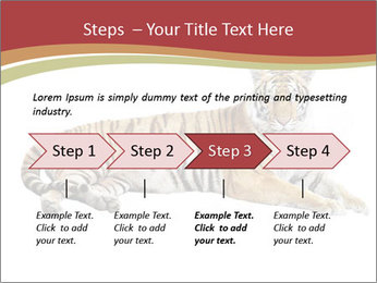 Tiger PowerPoint Template - Slide 4