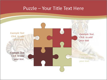Tiger PowerPoint Templates - Slide 43