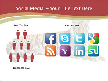 Tiger PowerPoint Template - Slide 5