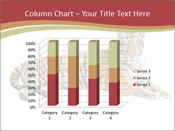 Tiger PowerPoint Template - Slide 50