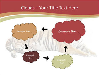 Tiger PowerPoint Template - Slide 72