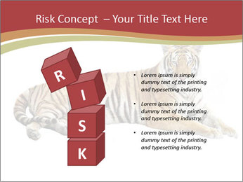 Tiger PowerPoint Template - Slide 81