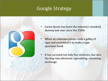 Wedding cupcakes PowerPoint Templates - Slide 10