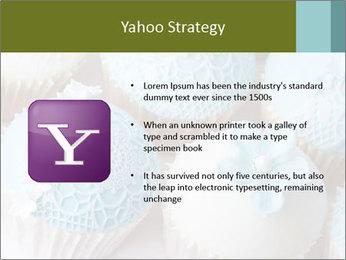 Wedding cupcakes PowerPoint Templates - Slide 11