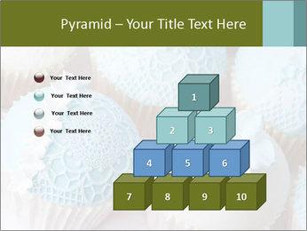 Wedding cupcakes PowerPoint Templates - Slide 31
