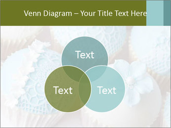 Wedding cupcakes PowerPoint Templates - Slide 33