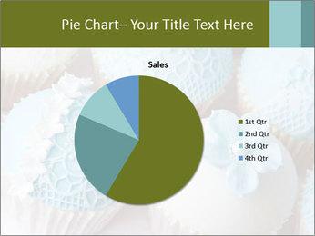 Wedding cupcakes PowerPoint Templates - Slide 36