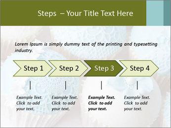 Wedding cupcakes PowerPoint Templates - Slide 4