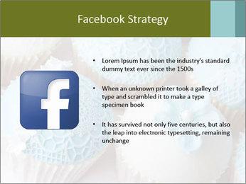 Wedding cupcakes PowerPoint Templates - Slide 6