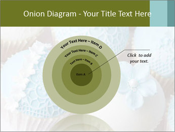 Wedding cupcakes PowerPoint Templates - Slide 61