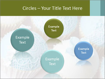 Wedding cupcakes PowerPoint Templates - Slide 77