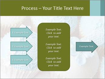 Wedding cupcakes PowerPoint Templates - Slide 85