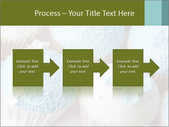 Wedding cupcakes PowerPoint Templates - Slide 88